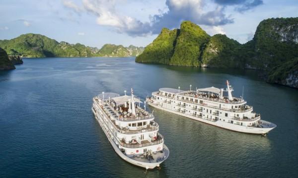Du thuyền ngắm vịnh hạ long - xu hướng mới trong hè 2020