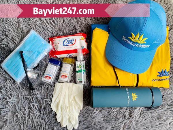 Những vật dụng cần mang khi đi máy bay vào mùa dịch