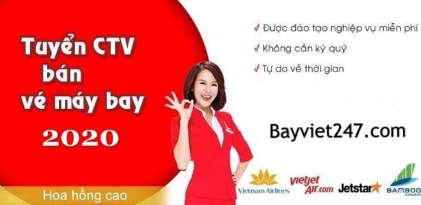 Tuyển CTV toàn quốc