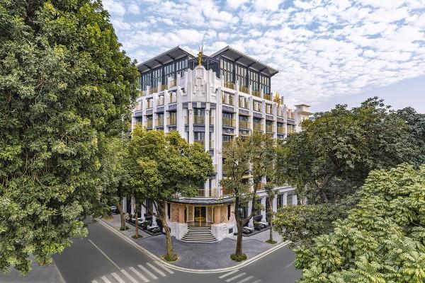 Khách sạn ở Hà Nội của KTS 'phù thuỷ' Bensley lên báo Mỹ