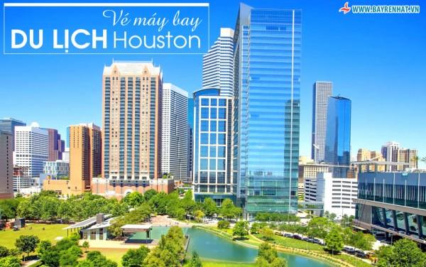 Mua vé máy bay đi Houston giá rẻ tại TPHCM