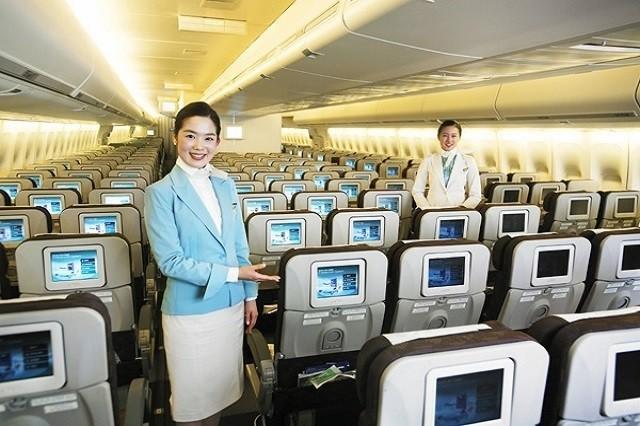 Korean Air cũng mang đến nhiều ưu đãi cho du học sinh đến Hàn Quốc